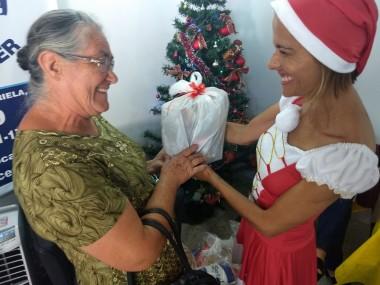 Associação Unidos Contra o Câncer celebra o Natal