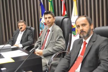 Câmara de Vereadores promove a primeira sessão de agosto