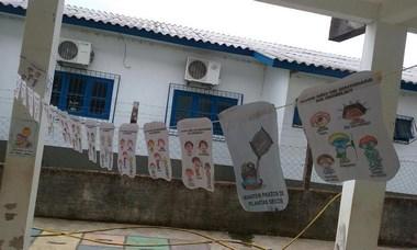 """Projeto """"Fora Dengue"""" leva conscientização para crianças"""