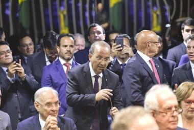 Jorginho Mello assina pedido por votação aberta para a Mesa do Senado