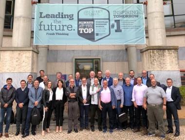 Presidentes e executivos da Unicred aperfeiçoam conhecimentos