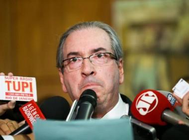 Eduardo Cunha presta depoimento hoje à tarde em Curitiba
