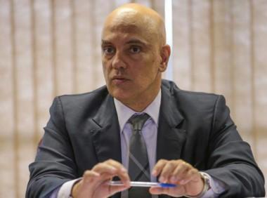 DOU publica indicação de Alexandre de Moraes para ministro do STF