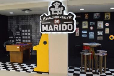 Shopping Della inaugura 'estacionamento de marido'