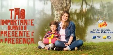 Dia das Crianças com horário especial no comércio de Criciúma