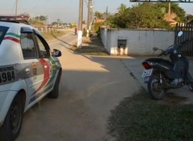 Jovem é flagrado com motocicleta furtada em Morro da Fumaça