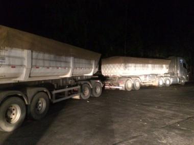 Caminhão é recuperado através de rastreamento via satélite