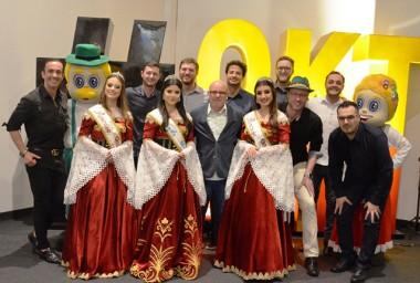 Lançada oficialmente a maior festa alemã do Sul catarinense