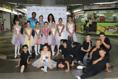Terminal Central recebe apresentação premiada em festival de dança
