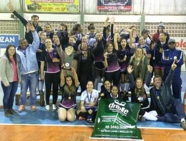 Campeonato de Futsal Feminino inicia dia 22 em Siderópolis