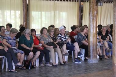Dia Internacional do Idoso é celebrado no Centro de Convivência da Terceira Idade