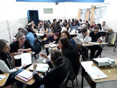 Planejamento e avaliação são temas de formação continuada de professores dos CEI's