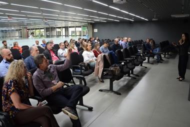 Técnicos da saúde participam de treinamento da CGU