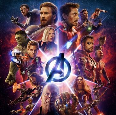 Ingressos para Vingadores: Guerra Infinita com desconto neste sábado