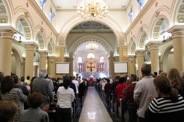 Catedral abre 6º Cerco de Jericó neste domingo