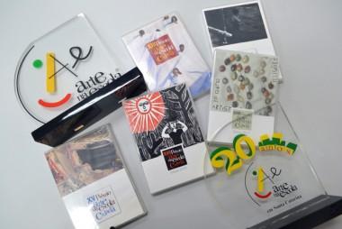 Professor participante do Polo Arte na Escola Unesc recebe maior prêmio de arte-educação do Brasil