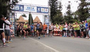 Metade dos inscritos para a Meia Maratona de Pomerode (SC) são de fora de Santa Catarina