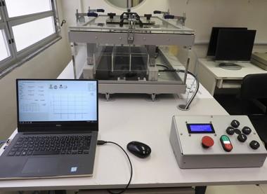 Udesc, Ifsc e Fapesc criam equipamento inédito para pesquisas em Fisioterapia