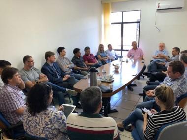 CDL de Criciúma apresenta reivindicações de lojistas