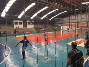 Equipes do Projeto Social garantem vaga nas oitavas de final do Regional da LUD Futsal