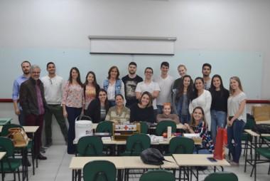 Acadêmicos do curso de Design da Unesc desenvolvem organizadores de medicamentos