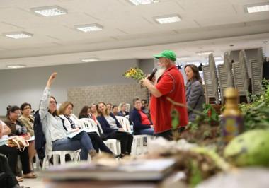 Uso e cultivo de plantas medicinais é tema de encontro