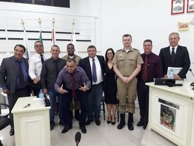 Câmara de Vereadores de Balneário Arroio do Silva aprova Projeto de Lei para compra de viatura para a Polícia Militar