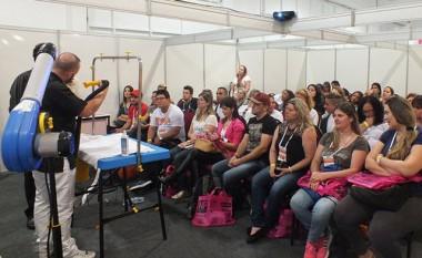 três dias de seminários, concurso e feira de negócios no maior encontro do mercado pet em SC