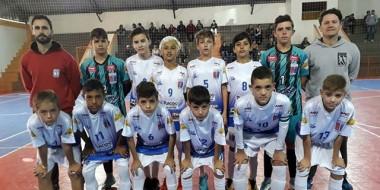 Içara obtém três pontos na terceira fase do Estadual Sub-13 de Futsal