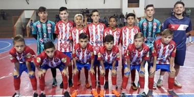 FMCE alcança as semifinais da LAC com equipe Sub-13