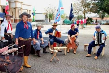 Chama crioula abrirá comemoração da Semana Farroupilha em Içara