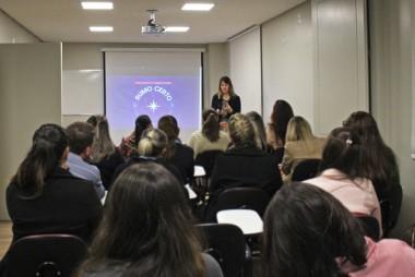 Felicidade na carreira é tema de workshop em Criciúma