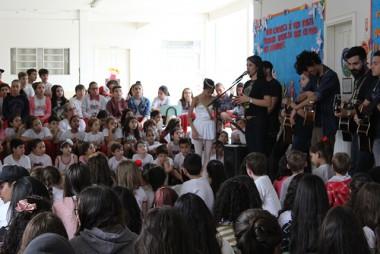 Atividades em alusão ao Dia das Crianças são realizadas em Içara