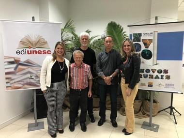 EdiUnesc lança livro Formar Novos Rurais