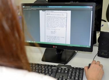 Digitalização de documentos garante segurança a Câmara