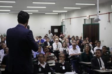 Unesc recebe profissionais de toda Santa Catarina para pensar boas práticas pela saúde e segurança no trabalho
