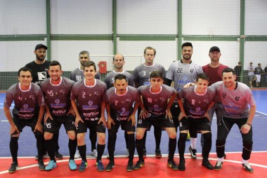 Goleiro agride árbitro e é eliminado do municipal de futsal de Maracajá