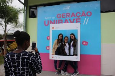 Test Drive Unibave reúne milhares de pessoas para tirar dúvidas sobre o Ensino Superior