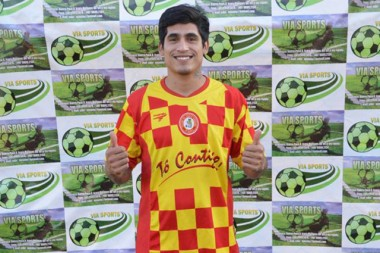 Pablo é o craque da segunda rodada da Copa Via Sports