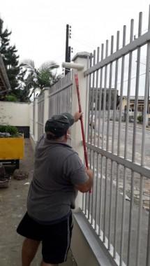 Direção e pais se unem para revitalizar escola em Morro da Fumaça