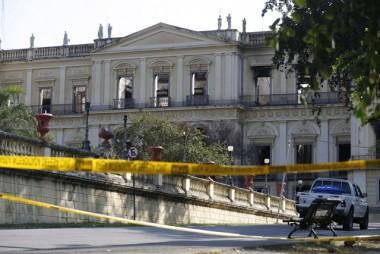 MEC vai transferir ainda hoje R$ 8,5 milhões para o Museu Nacional