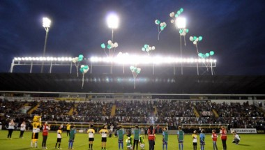 Tudo pronto para o Futebol Solidário 2017