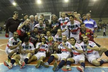 Siderópolis estreia no Regional da LUD de Futsal