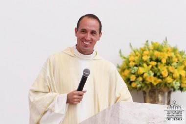 Antonio Vander é nomeado reitor do Santuário Sagrado