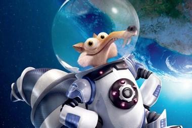 A Era do Gelo: O Big Bang estreia no Cine Mult