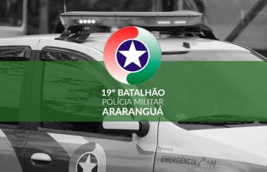 Polícia Militar de Araranguá prende assaltante