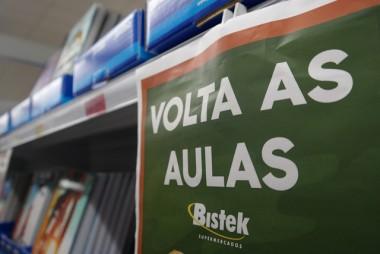 Bistek tem promoção especial de 'volta as aulas'