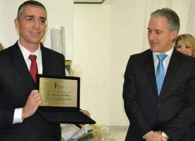 Daniel Meller Dal Toé é empossado novo presidente da Regional Médica