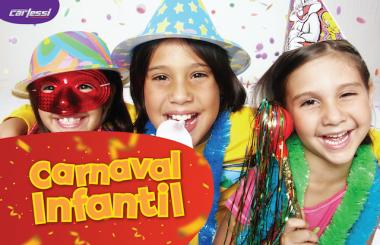 Grêmio Fronteira promove Carnaval Infantil no dia 03 com diversas atrações