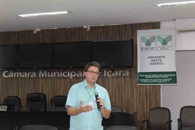 Projeto Cidadania Rural orienta 60 pessoas